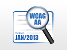WCAG AA Accessibility Checker Image